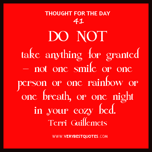 Thought For The Day Quotes: Funny Quotes Of The Day Thought. QuotesGram