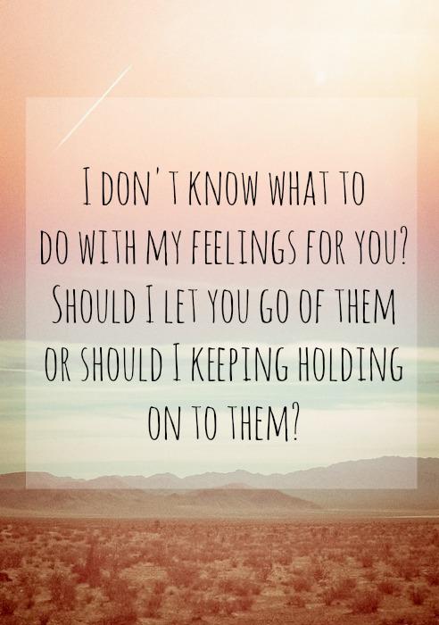 Hidden Feelings Love Quotes. QuotesGram