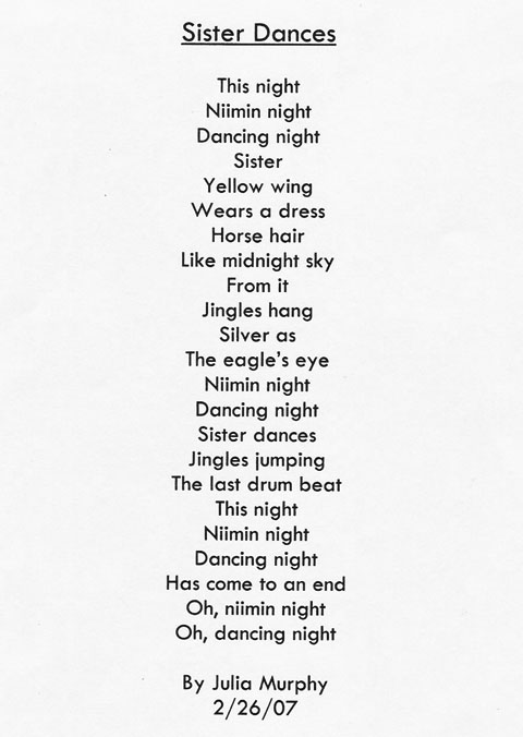 sister poem 1 This page features a variety of rhyming poems for brothers the next one is a poem from a sister to a brother so whether you're a younger or older sister, this poem will help let your brother know how important he is to you wonderful brother.
