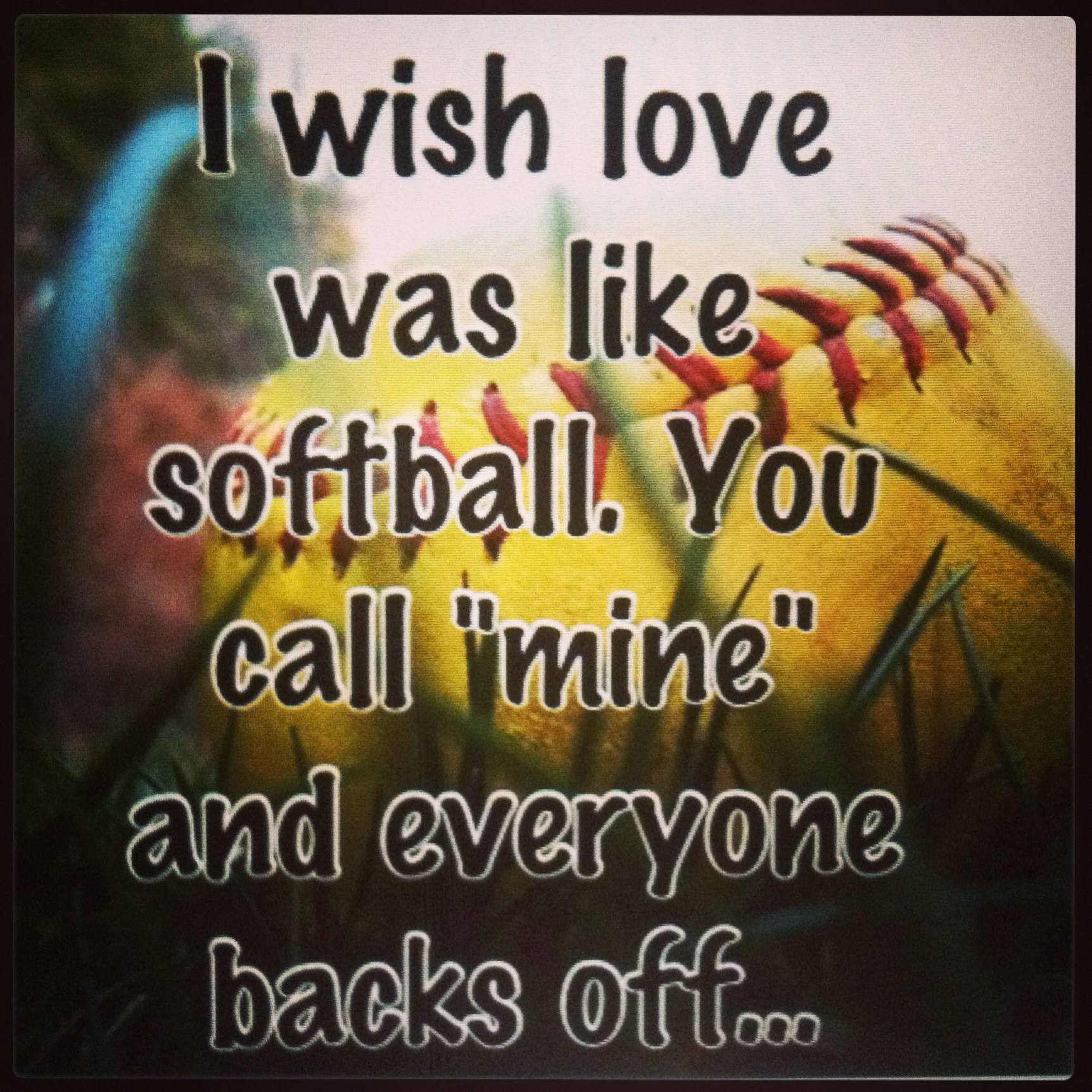 Softball friendship quotes quotesgram - Pinterest Softball Quotes