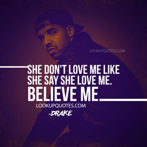 Love she don me t She Don't