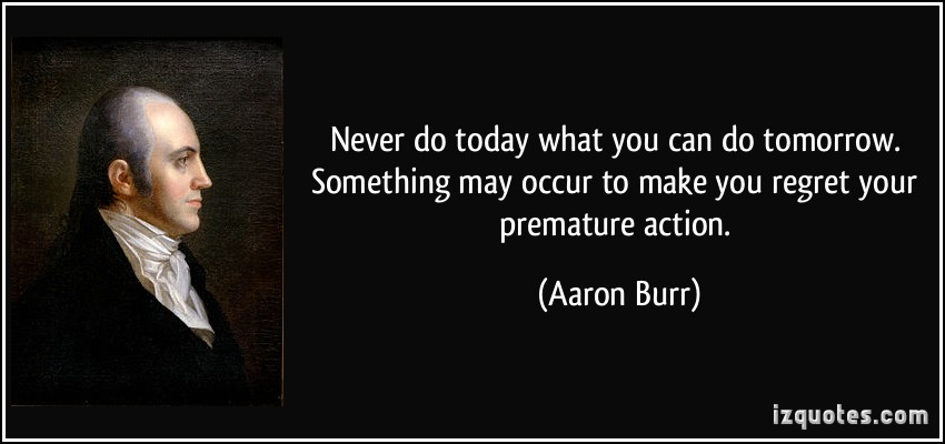 a biography of aaron burr the third vice president of the united states In no position to assess the historical accuracy of the numerous events recorded in his fictional biography of colonel aaron burr burr was vice president of the united states further vidal portrays burr in third person from the perspective of an invented biographer.