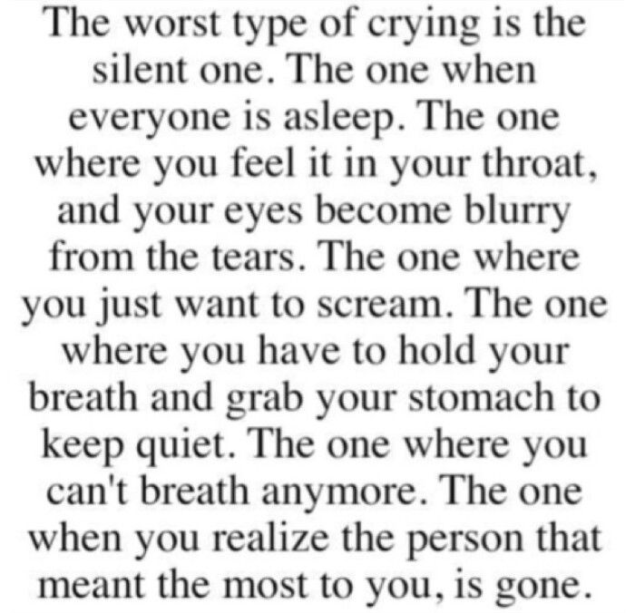 Make you sad cry up quotes will that break 46 Amazing