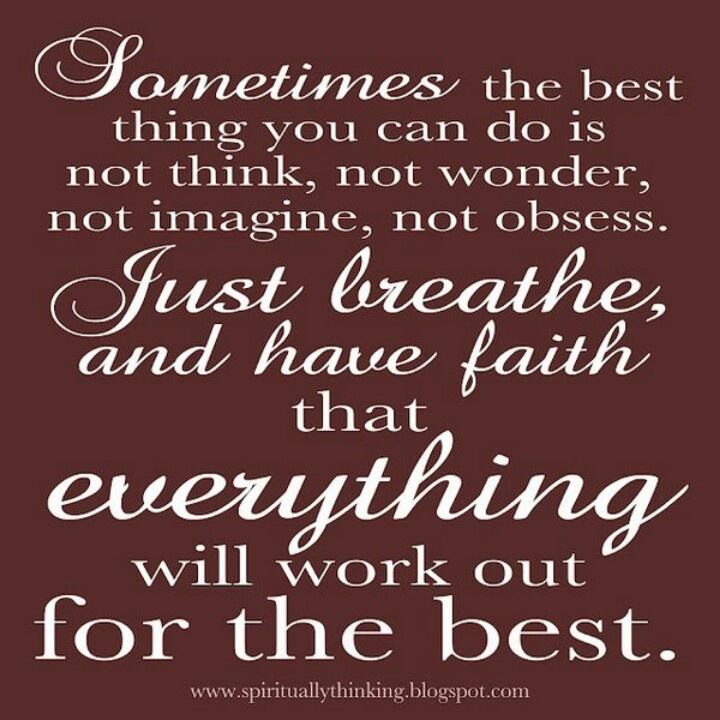 Hope And Faith Quotes: Having Faith And Hope Quotes. QuotesGram