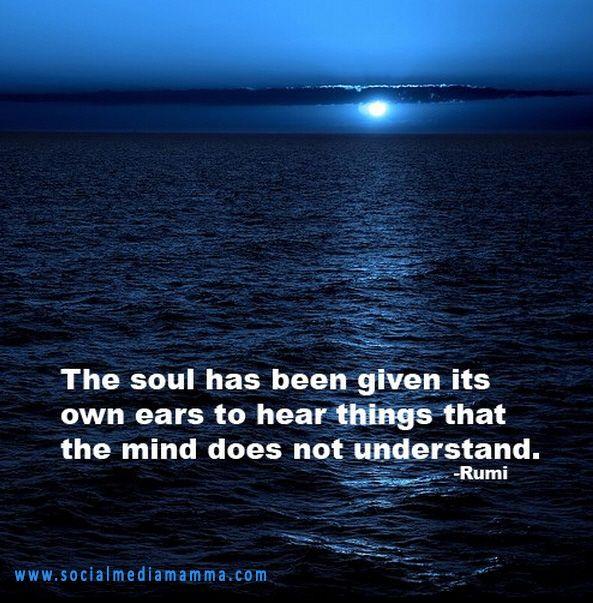 rumi ocean quotes quotesgram
