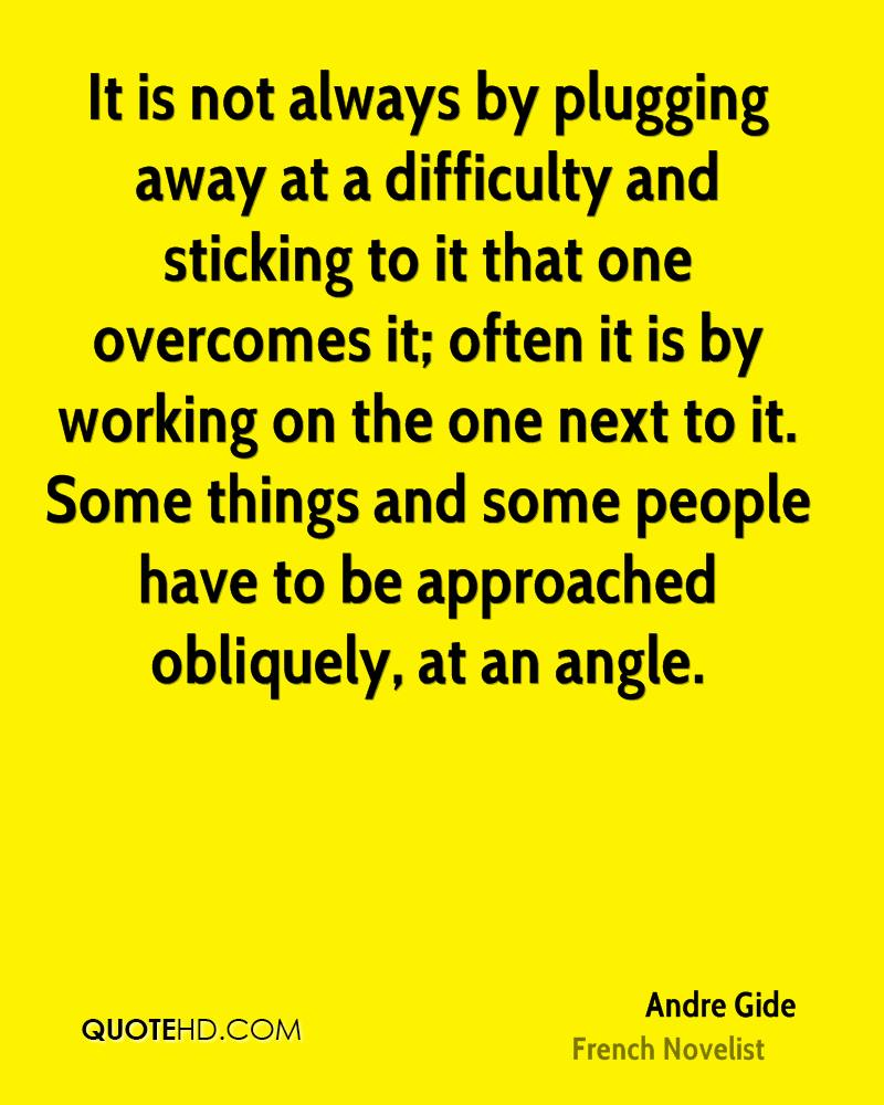 Eric Andre Quotes: Andre Gide Quotes. QuotesGram