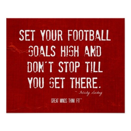 Motivational Quotes About Football: Football Team Quotes. QuotesGram