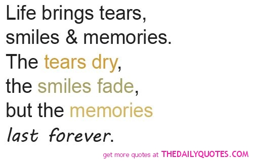 Pictures Make Memories Quotes: Famous Quotes About Memories. QuotesGram