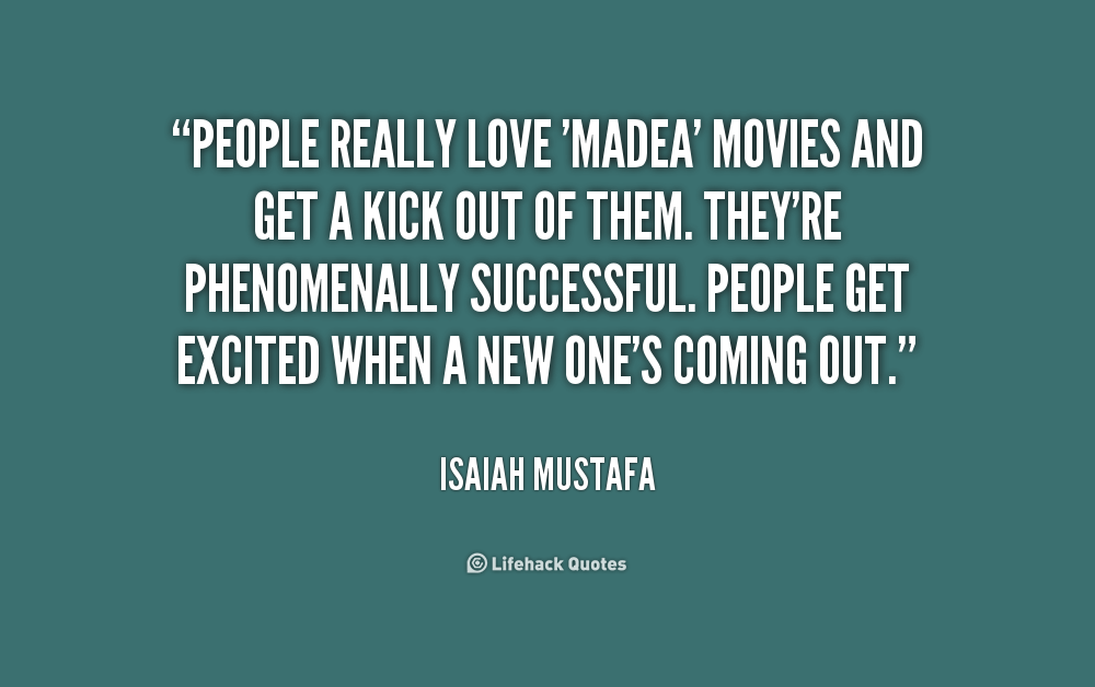 Love Quotes About Life: Madea Quotes About Love. QuotesGram
