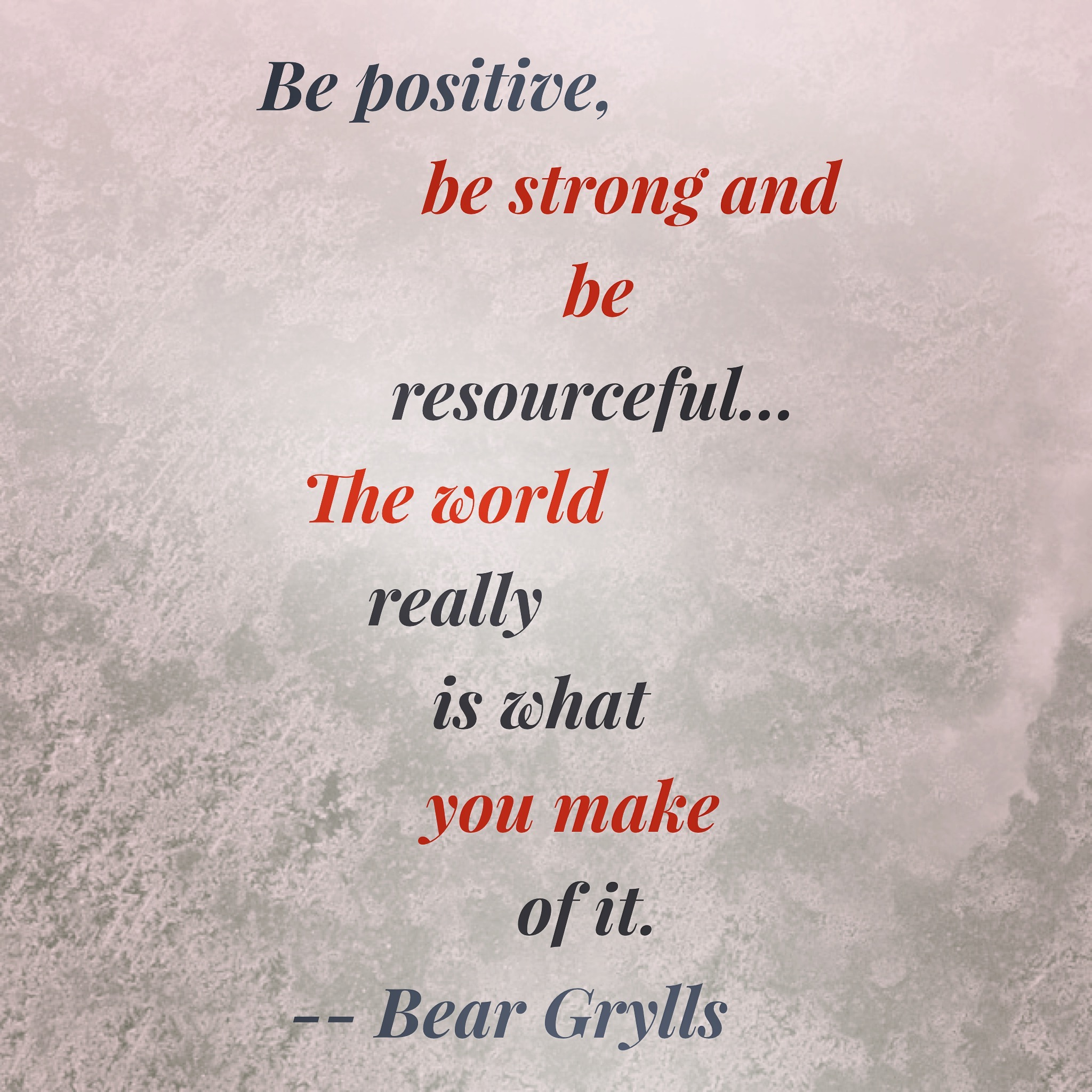 Inspirational Survival Quotes: Inspirational Quotes From Bear Grylls. QuotesGram