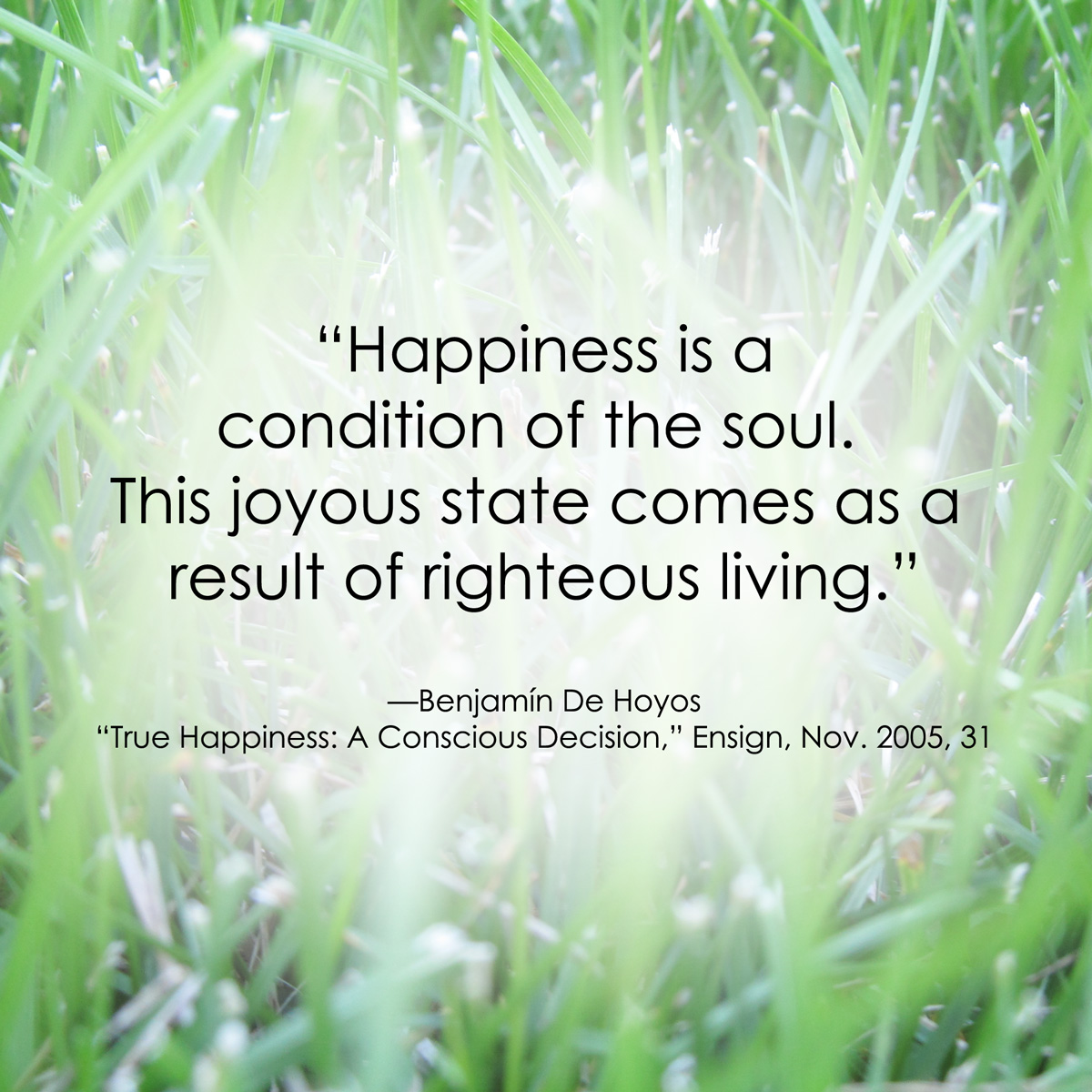 Lds Quotes On Happiness. QuotesGram