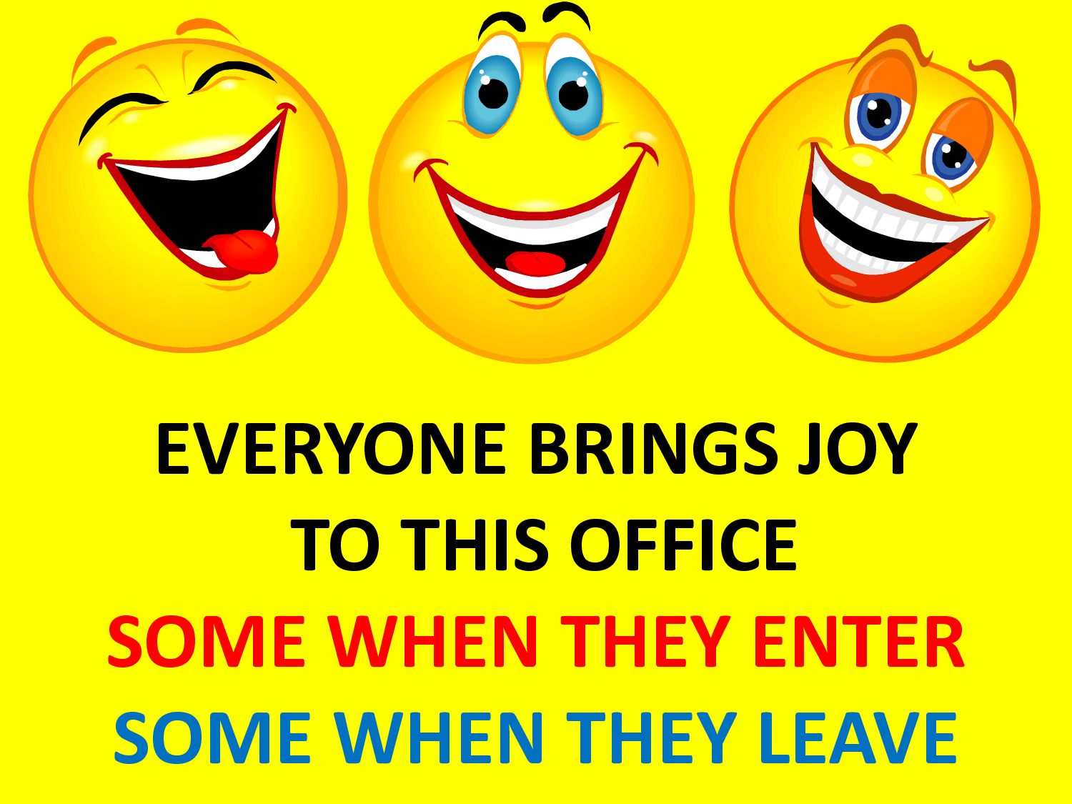 Funny Quotes About Joy...