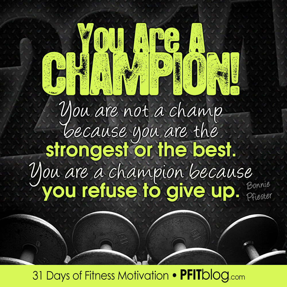 Heart Of A Champion Quotes Quotesgram