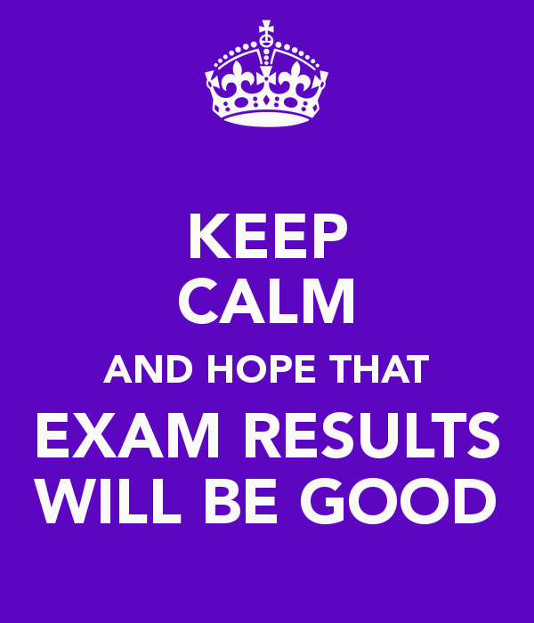 Positive Thoughts Bring Positive Results Quotes: Exam Results Quotes. QuotesGram