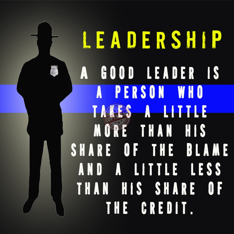 Leadership And Ethics Quotes: Police Integrity Quotes. QuotesGram