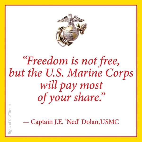Marine Quotes And Sayings. QuotesGram
