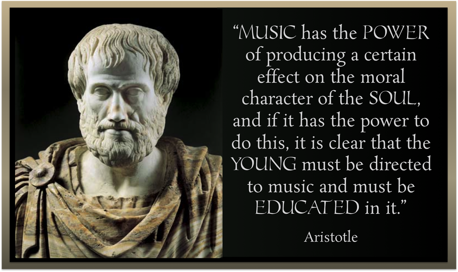 Aristotle Quotes And Sayings: Aristotle Quotes Music. QuotesGram