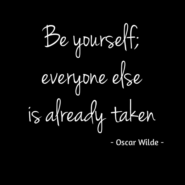 Work Harder Than Everyone Else Quotes: Be Yourself Oscar Wilde Quotes. QuotesGram