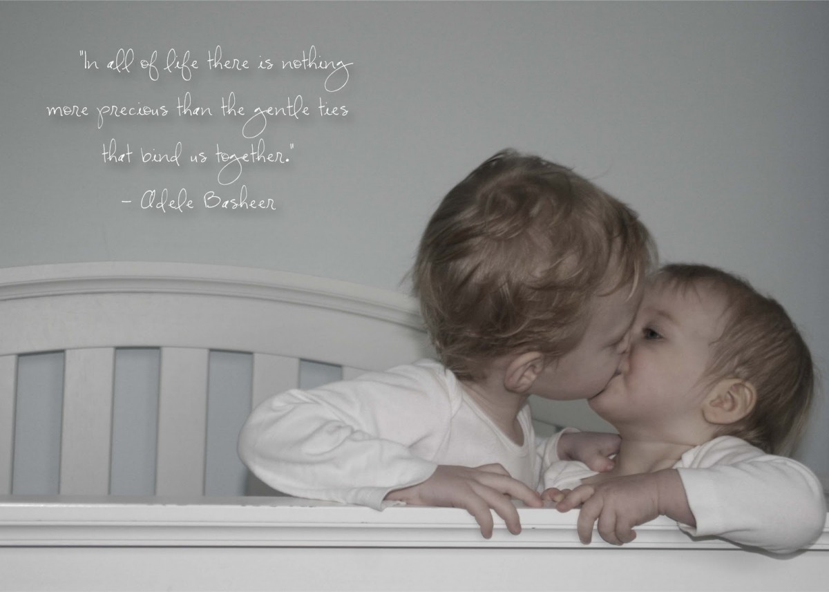 Quotes About Sibling Love. QuotesGram