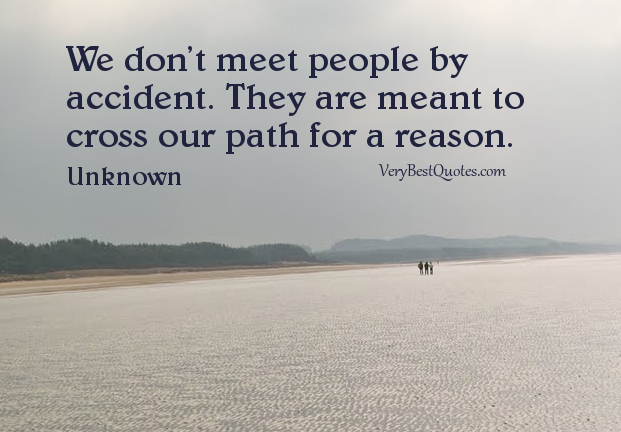Quotes About People Crossing Paths. QuotesGram