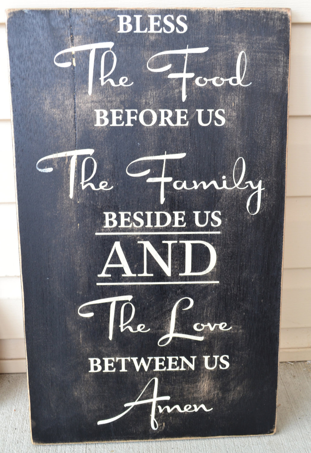 White Wooden Signs With Sayings