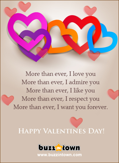 Family quotes happy valentines day quotesgram for Quotes on valentine day