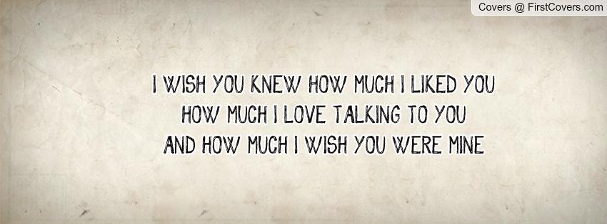 I Wish You Were Mine Quotes. QuotesGram
