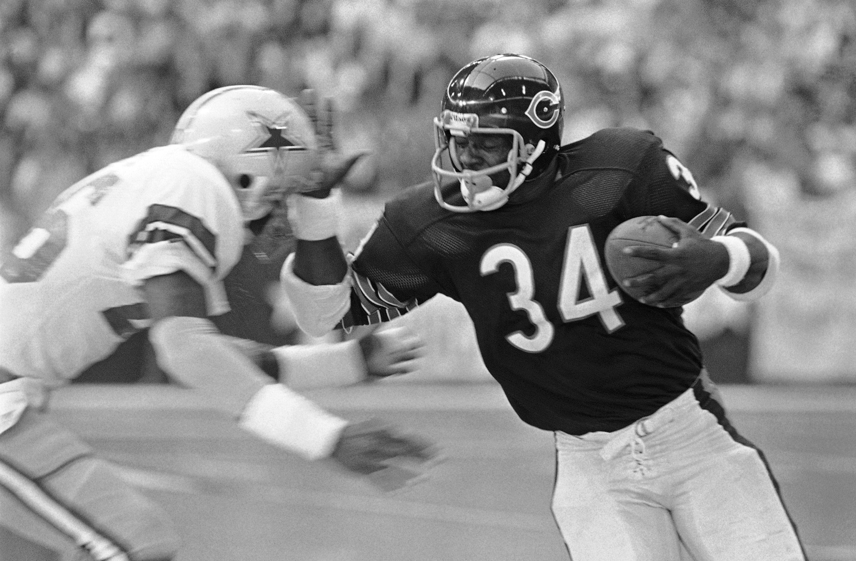 Quotes About Walter Payton Football. QuotesGram