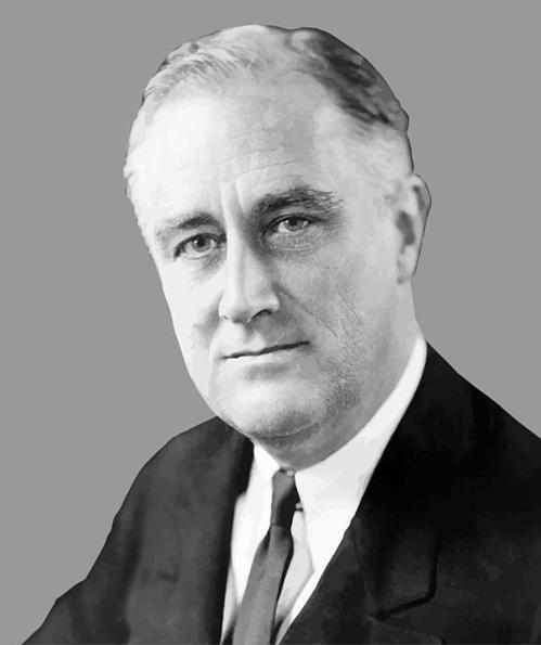 franklin d roosevelt and his war on great depression Great depression facts home / research franklin d roosevelt eleanor roosevelt great and the creation of millions of jobs in defense and war industries.