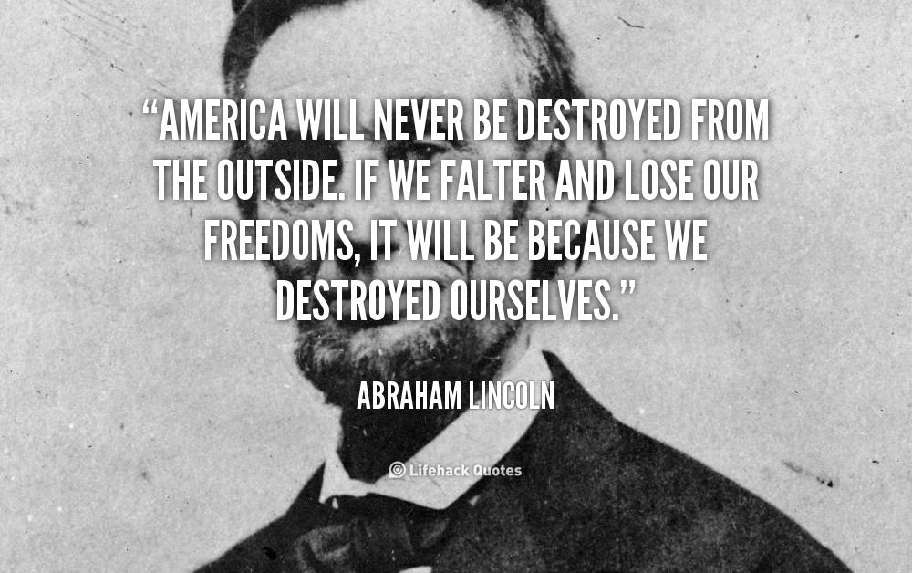 Destroyed Quotes. QuotesGram