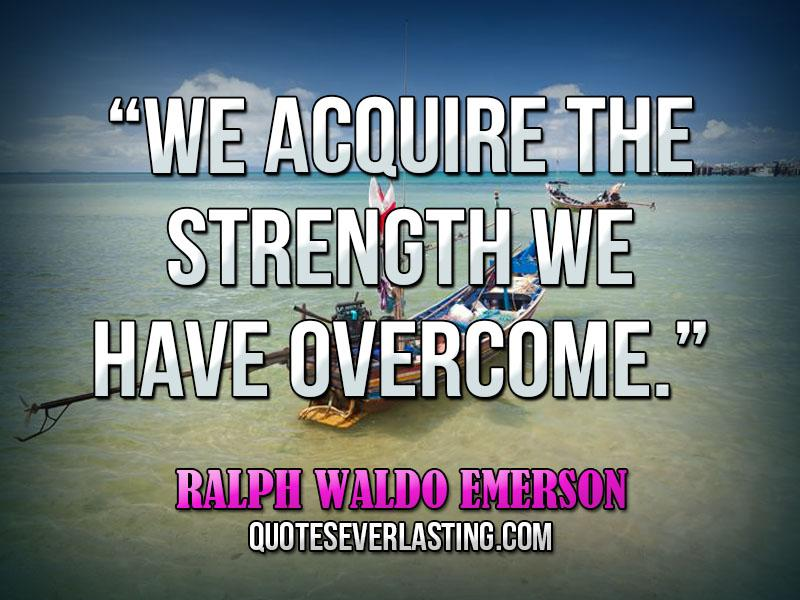 I Will Overcome Quotes. QuotesGram