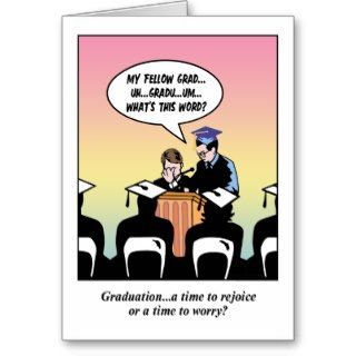 Funny Graduation Quotes For Cards