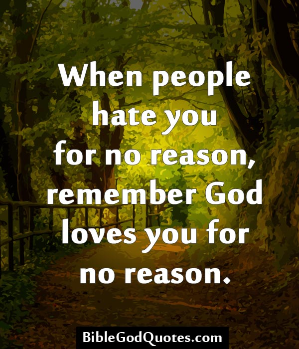 Hate For No Reason Quotes. QuotesGram
