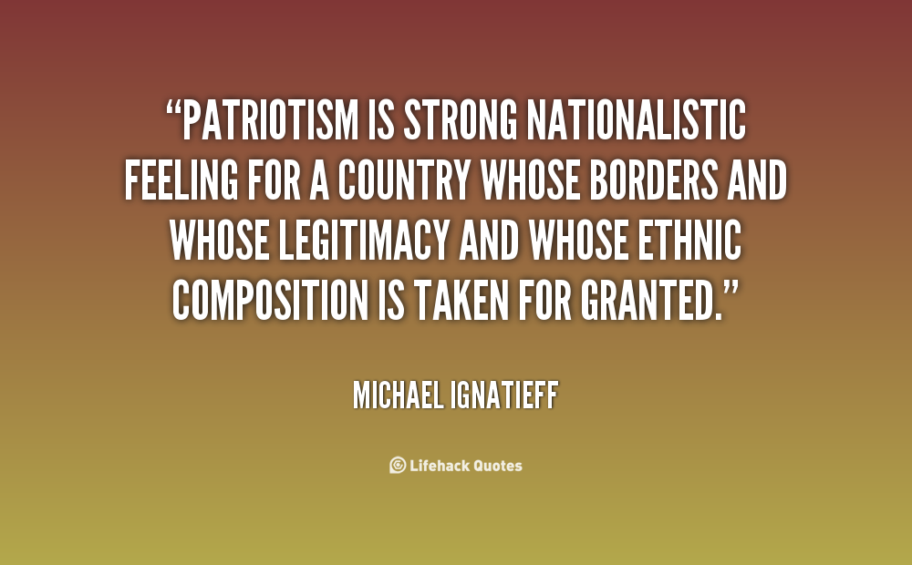 Quotes About Nationalism. QuotesGram
