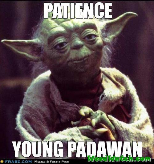 Yoda Padawan Quotes. QuotesGram