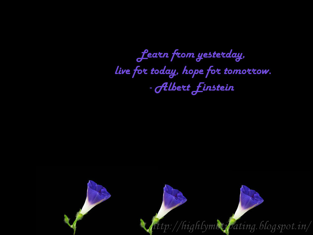 Einstein wallpaper quotes positive thinking quotesgram - Good thinking wallpaper ...