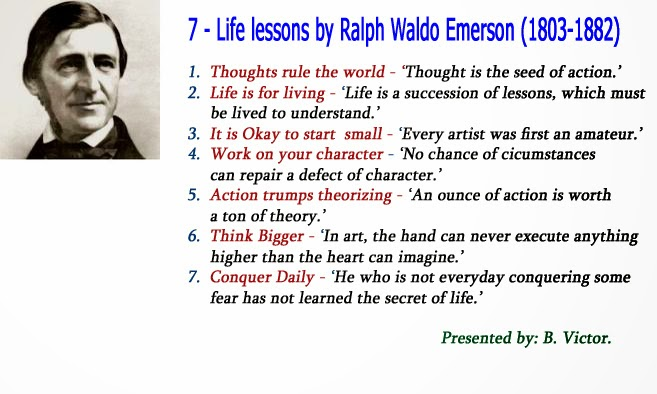 Self Reliance And Other Essays Quotes About Success - image 2