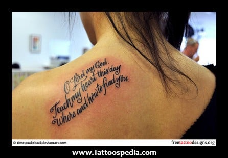 Mother son tattoos bible quotes quotesgram for Good bible verses tattoo