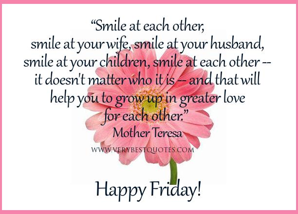Love Friday Quotes. QuotesGram