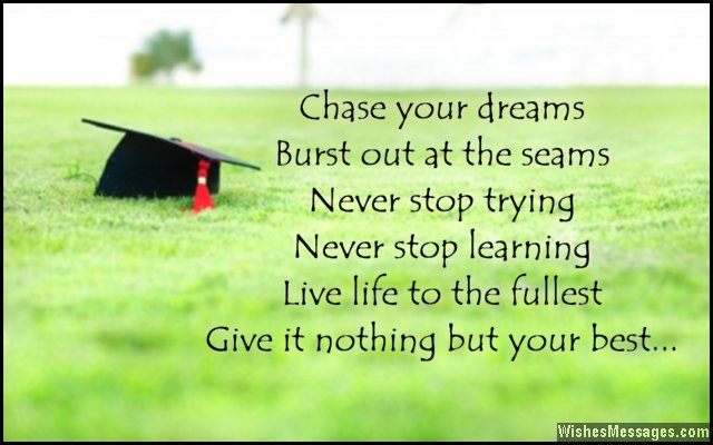 quotes congratulations on masters degree  quotesgram