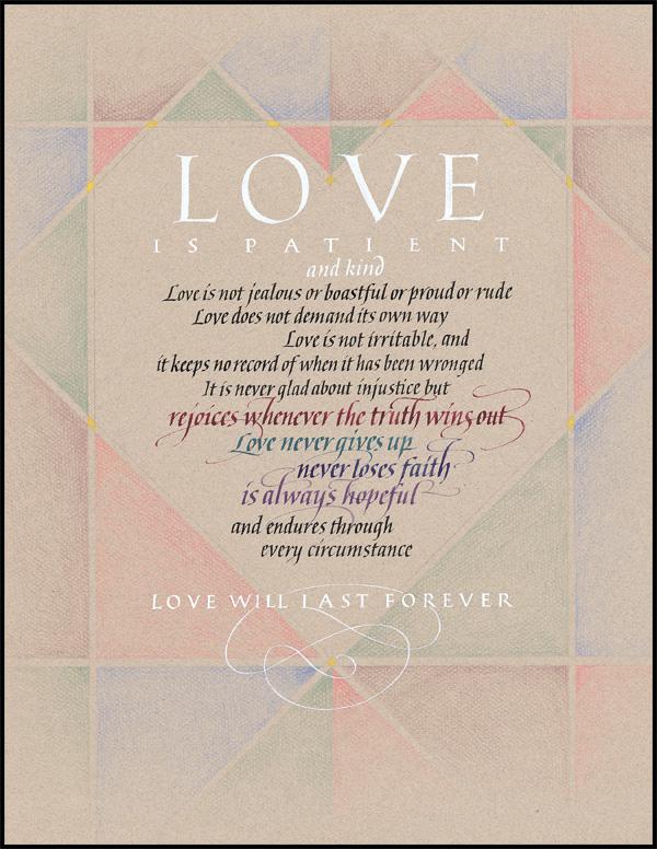 Love Quotes About Life: Quotes About Love Corinthians. QuotesGram