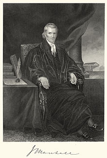 an introduction to the life of john marshall the great chief justice The most influential of adams' final judicial appointments in 1801 was naming john marshall as chief justice john marshall's a great introduction to.