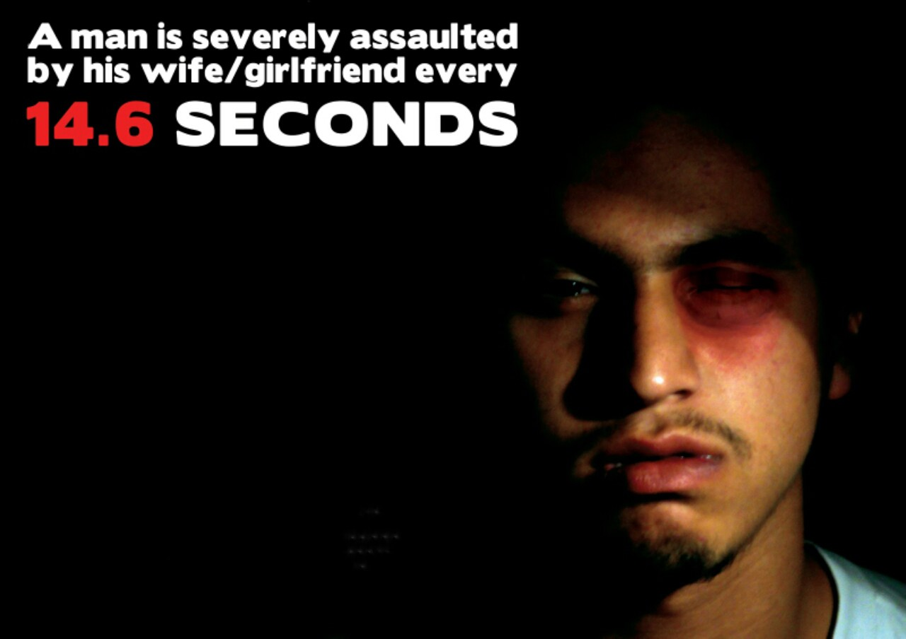 domestic violence against men and women Read about violence against men and facts on domestic violence against men people tend to overlook news reports of domestic violence against men, or pass them off as extremely rare in fact, data from several sociological studies covering domestic violence show that women do.