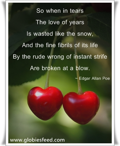Quotes About Love Edgar Allan Poe : Edgar Allan Poe Love Quotes. QuotesGram