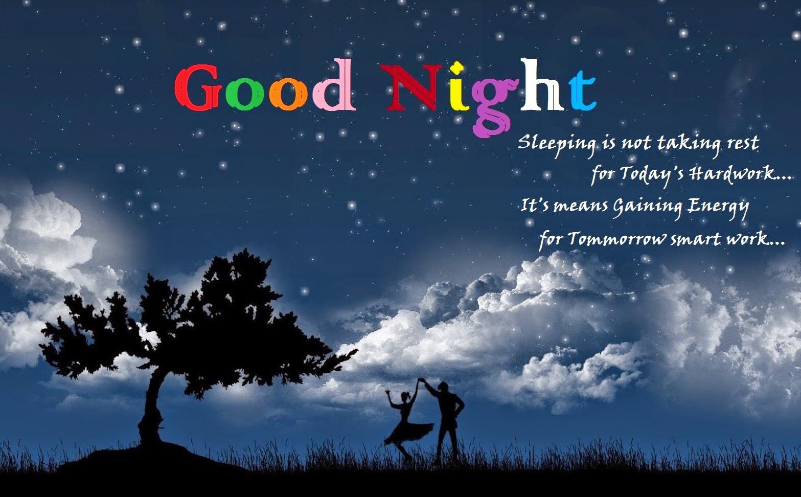 good night sleeping beautiful - photo #1