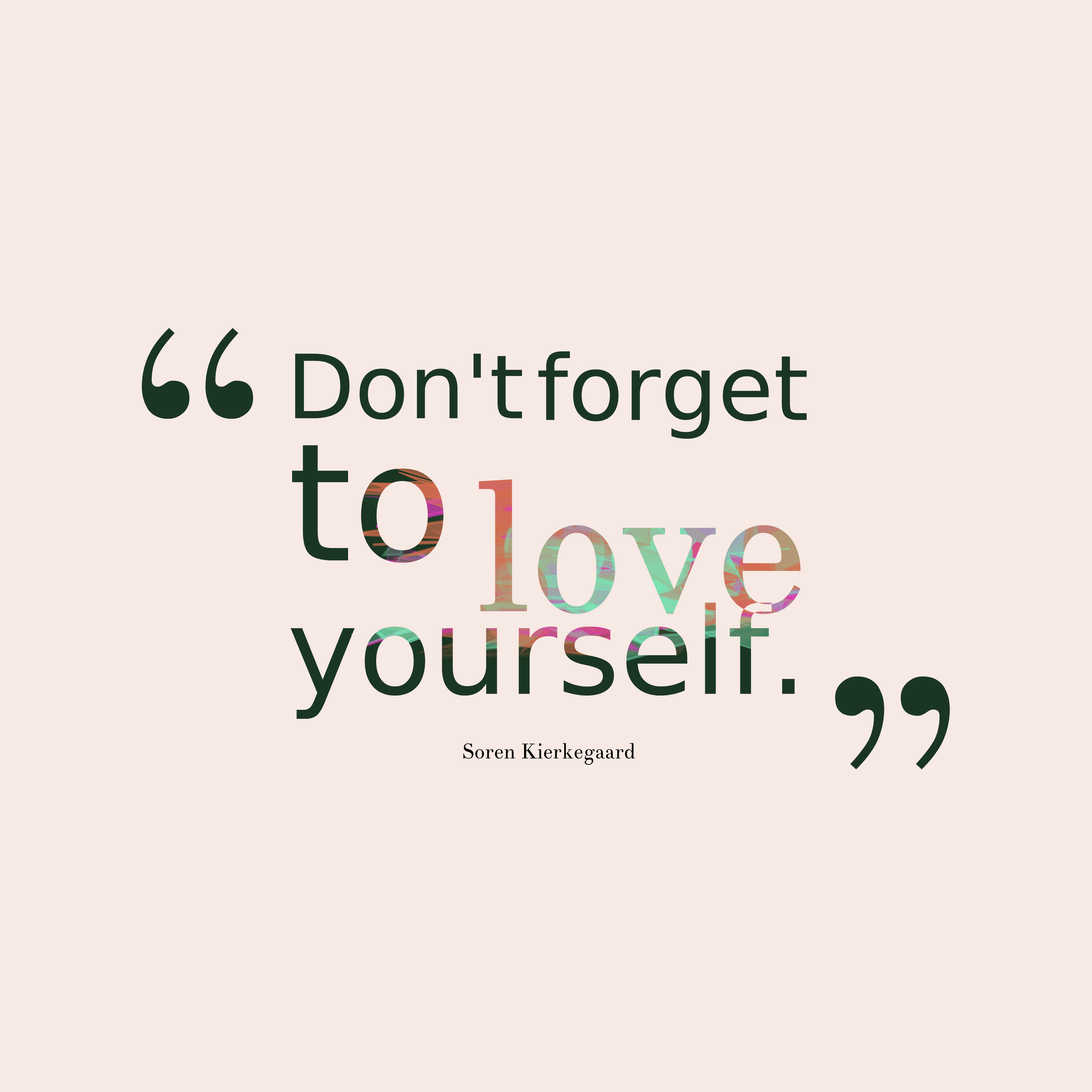 Beauty Quotes For Loving Yourself Quotesgram