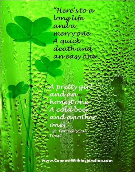 Day st quote patricks Top 28