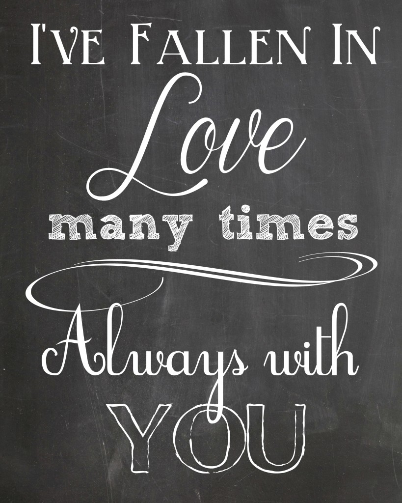Love Chalkboard Quotes Quotesgram