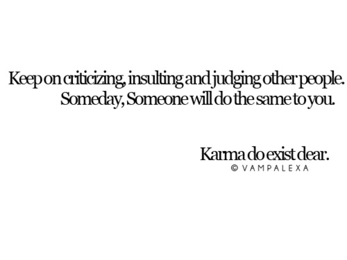 Karma Quotes Sayings: Quotes About Karma. QuotesGram