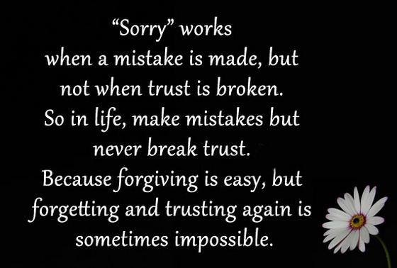 Never Again Will I Trust You Quotes. QuotesGram
